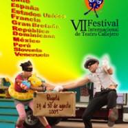 VII Festival Internacional de Teatro Callejero de Bogotá