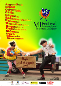 Cartel del VII Festival