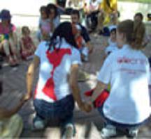 Actividad lúdica en Alcobendas