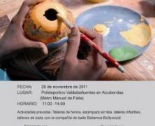 """Abenin participó en la jornada """"Acercándonos…La India viene a ti"""" organizada por la Fundación Vicente Ferrer"""