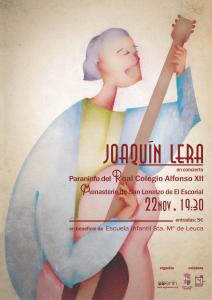 cartel concierto_joaquín lera definitivo